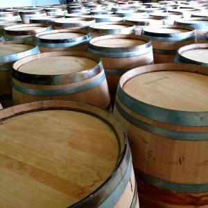 Barrels of RUM 225L
